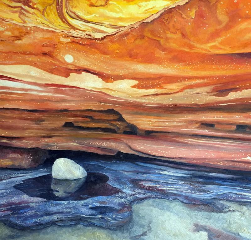 2013 Universe in stone