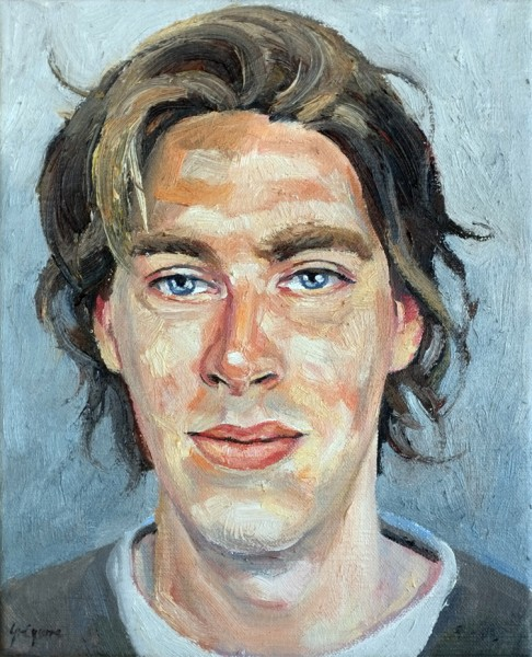 2013 portret van Joseph