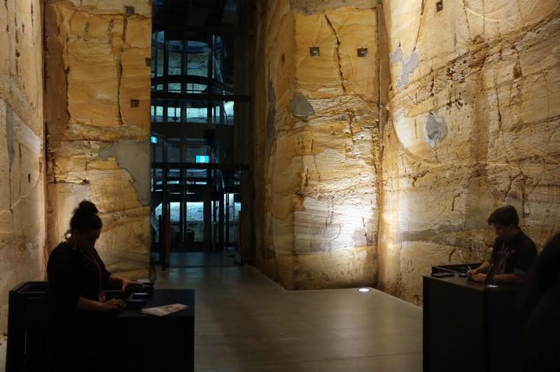 Museum of Old and New Art, Hobart, Tasmania, Australia