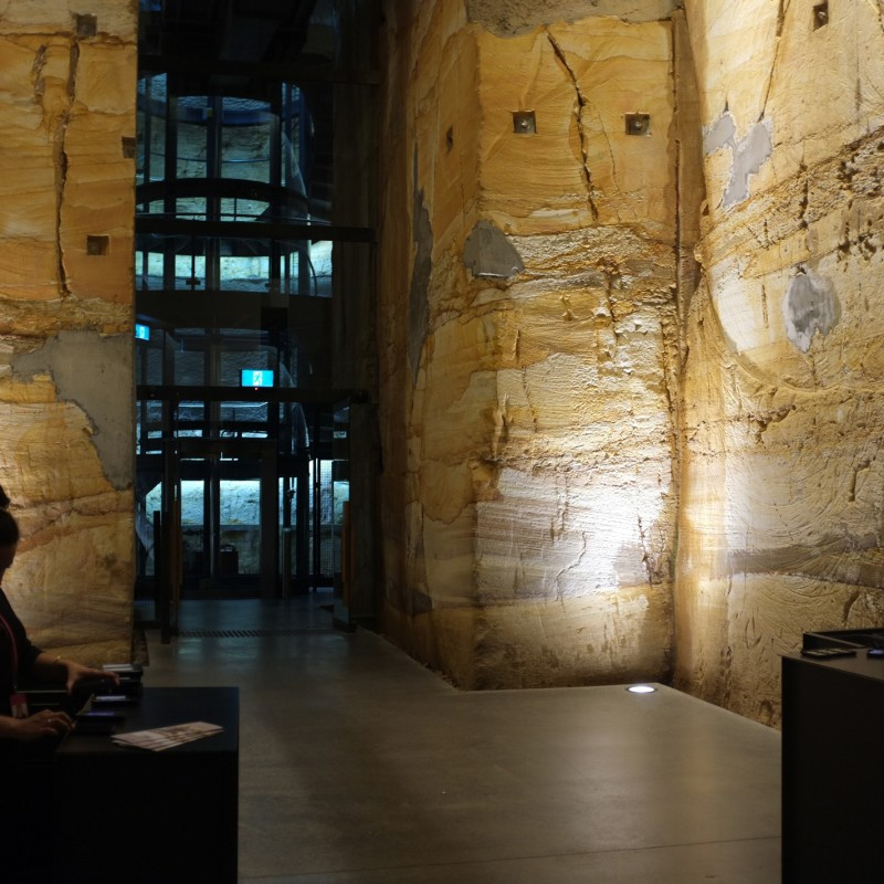 Museum of Old and New Art, Hobart, Tasmania, Australia